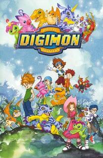 Cuộc Phiêu Lưu Của Những Con Thú Digimon Phần 1