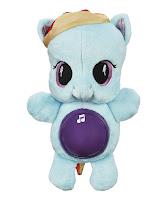 11'' My Little Pony Rainbow Dash Glow Pony Plush Toy