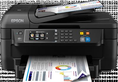 Epson WF-2760DWF Treiber Download Für Mac, Windows