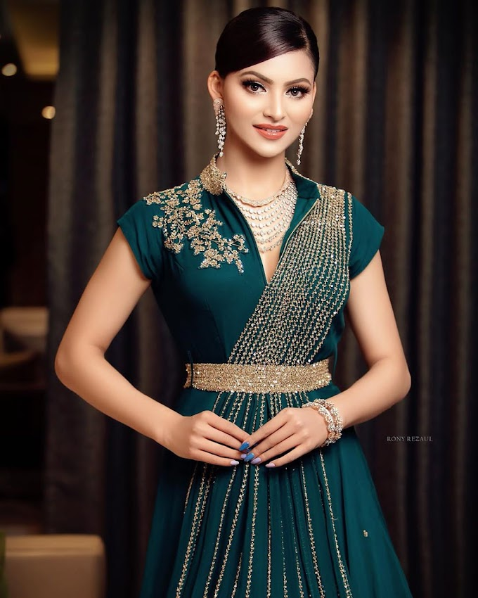 Urvashi Rautela biography and lifestyle