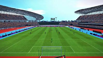 PES 2017 National Stadium (Kaohsiung) - Taiwan