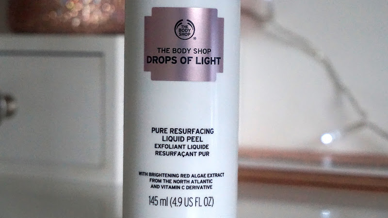 The Body Shop Drops of Light | Liquid Peel Review