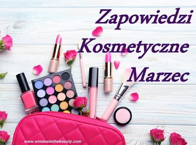 nowości makijażowe marzec kwiecień
