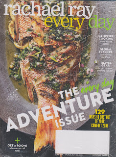 cooking from Rachael Ray Every Day magazine
