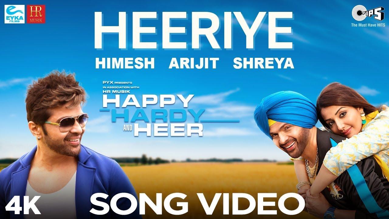 Heeriye Lyrics, Arijit Singh