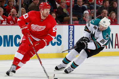 NHL : West Coast Showdown Between Pacific Rivals