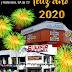 Desea feliz año 2020 a clientes y amistades....!!!