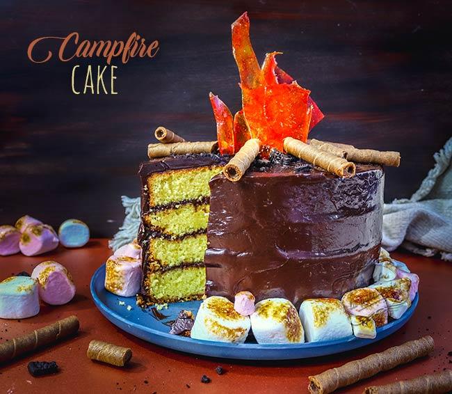 gâteau original au chocolat