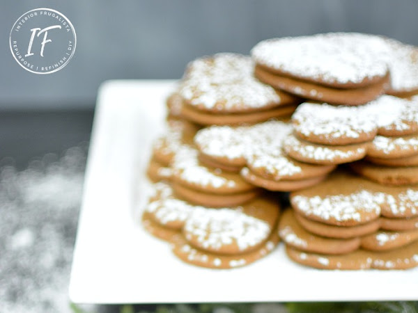Mother-in-Law's Swedish Pepparkaka Cookies