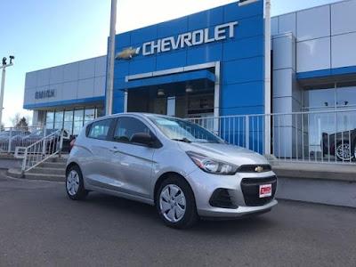 2017 Chevy Spark for sale Emich Chevrolet Near Denver Colorado