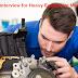 Walk in interview for Heavy Equipment Mechanics