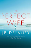 The Perfect Wife by JP Delaney, book cover and review