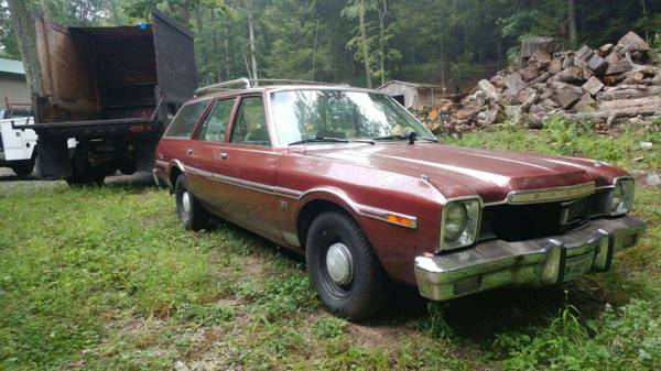 Daily Turismo: Malaise Four Hundo: 1977 Dodge Aspen Wagon