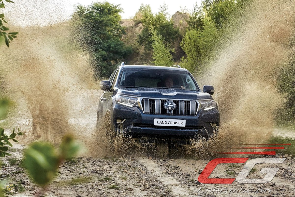 Toyota Keeps Land Cruiser Prado Forever Young With 2018 Update