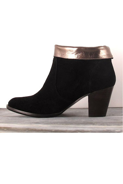 Boots Anonymous noir métal
