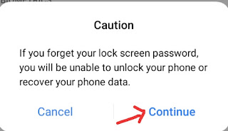 Phone Me Password Kaise Lagaye