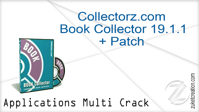 Collectorz.com Book Collector 19.1.1 + Patch