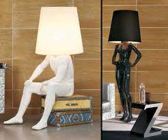 Human shape lamps | Innovative table lamps | creative lamps ideas | creative table lamps