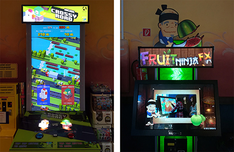 fruit ninja arcade