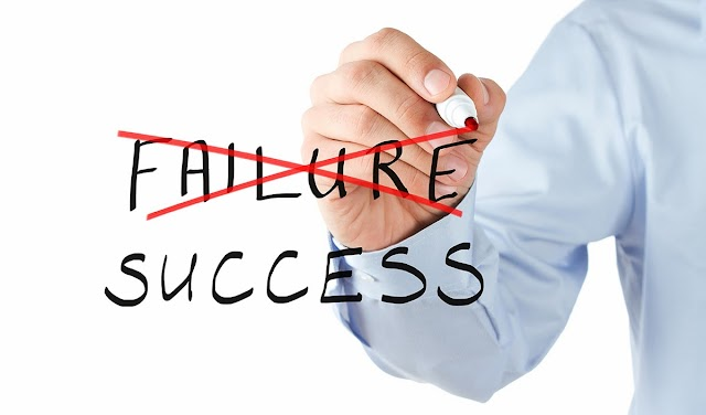 Failure hides success