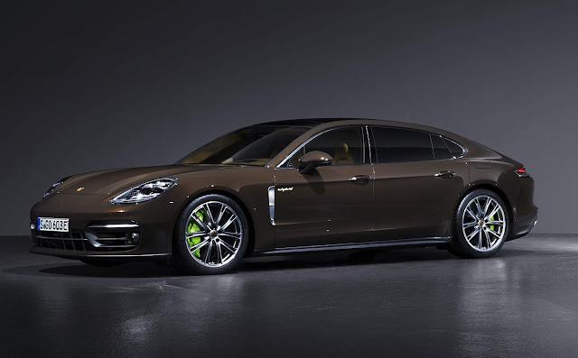 Porsche Panamera E-Hybrid 2021  - preço R$ 649 mil - Brasil