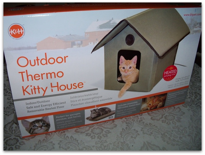 Today I received a message from a follower at my Cat Adoption Guide and  they told me that they have cats that live outdoors  They went on to say  that they  Cat Adoption Guide  Ways to Keep Garage Cats Warm in Winter. Outdoor Cat House Winter Warmer. Home Design Ideas