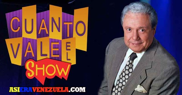 Cuánto Vale El Show - con Guillermo Fantástico González