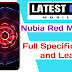 Nubia Red Magic 4 Full Specifications, Price and Launch Date in India