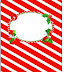 Christmas in Stripes: Free Party Printables.