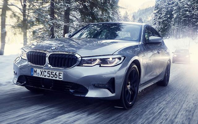 Novo BMW 330e Plug-In 2020