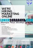 We'Re Hiring at Naga Jaya Computer Surabaya Terbaru Oktober 2019