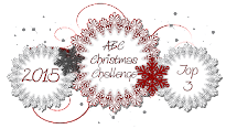 I made Top 3 at ABC Christmas