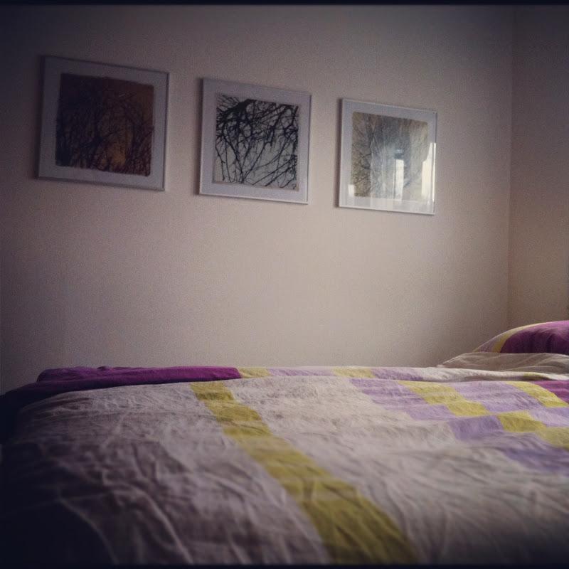 die kunst den alltag zu feiern fotografien einrahmen zweige f rs schlafzimmer. Black Bedroom Furniture Sets. Home Design Ideas