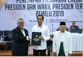Biografi biodata profil presiden Jokowi (Joko Widodo)