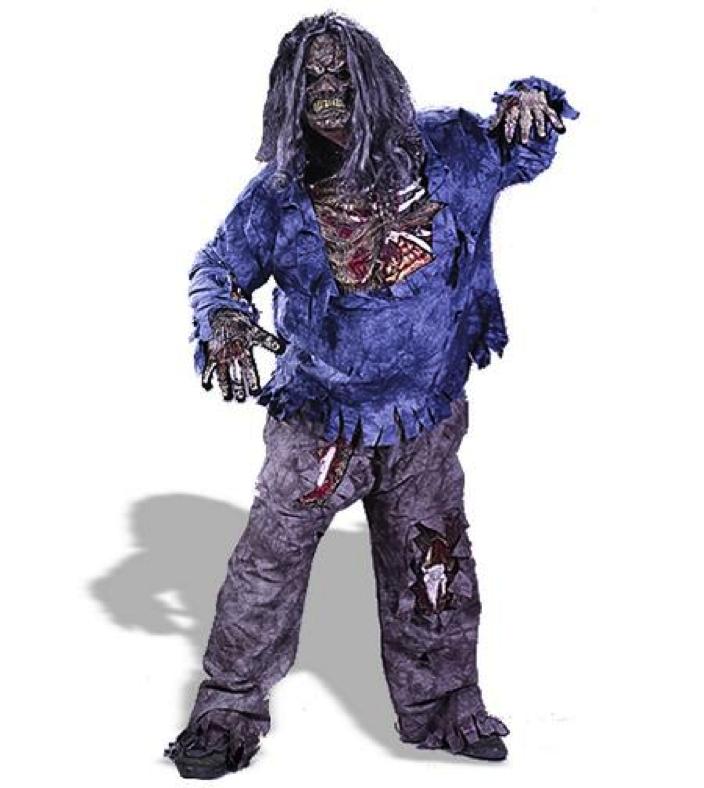 Como Hacer Un Disfraz Casero De Halloween Escencia De Mujer - Como-hacer-un-disfraz-casero