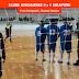 Errata - Lance Livre - veteranos: Árbitro FIFA aponta 6 gols. Todos do Uirapuru