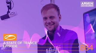 Armin Van Buuren - A State Of Trance 864 @ Radio DJ ONE