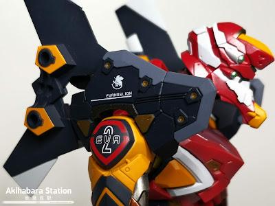 Metal Build Eva-02 Production Model de Evangelion - Tamashii Nations