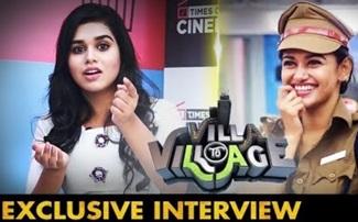 Actress Meenakshi Interview | Villa to Village