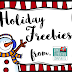 Holiday Freebies from Upper Elementary Snapshots!!