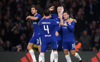 Chelsea vs Roma 3-3 Highlights Liga Champions