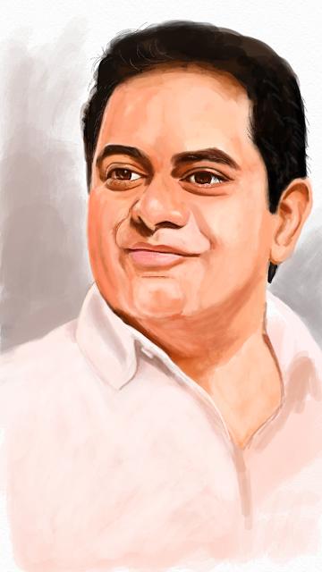 Kalvakuntla Taraka Rama Rao popularly known as K.T.R