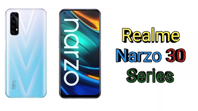 The Realme Narzo 30 series confirms its launch in India in January 2021.