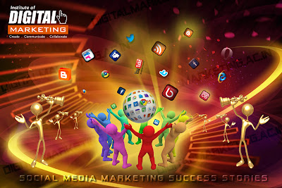 Social Media Marketing.... Success Stories, institute of digital marketing