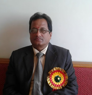 नया सबेरा डॉट कॉम की पूरी टीम को पांचवें स्थापना दिवस की बहुत बहुत बधाई :  प्रो. (डॉ.) स्वयंभू शलभ, रक्सौल (बिहार)  | #NayaSaberaNetwork