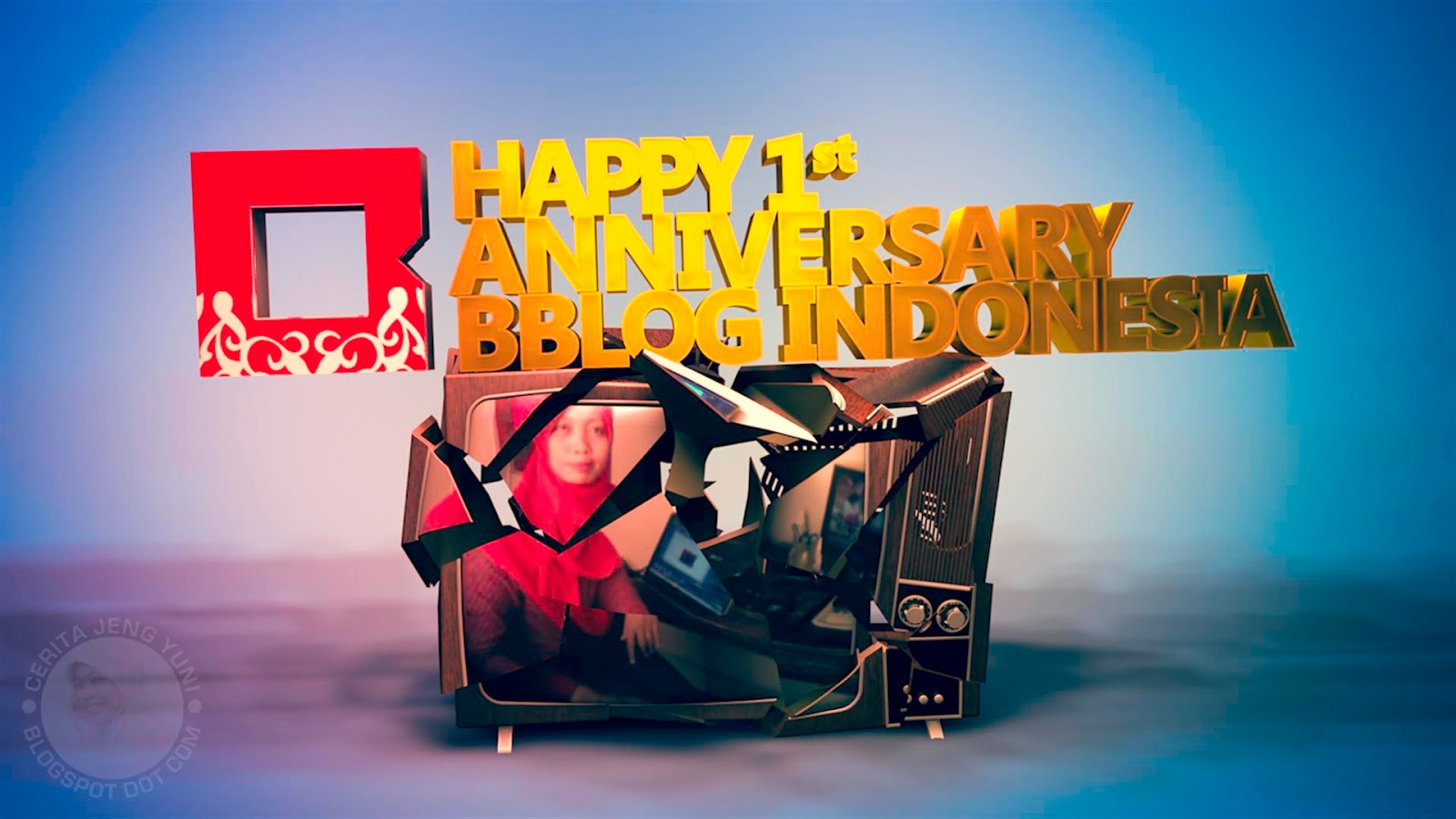 1st Anniversary Bblog Indonesia