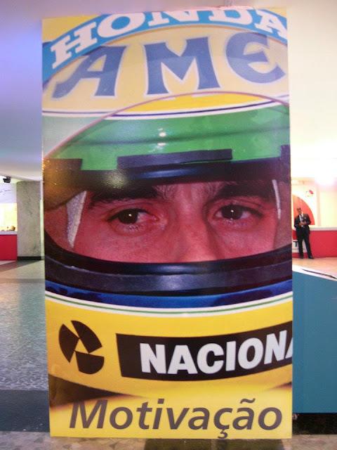 Ayrton Senna: 15 anos de saudade...