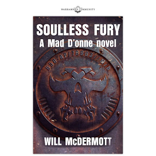 Soulless Fury Mad Donna Ulanti