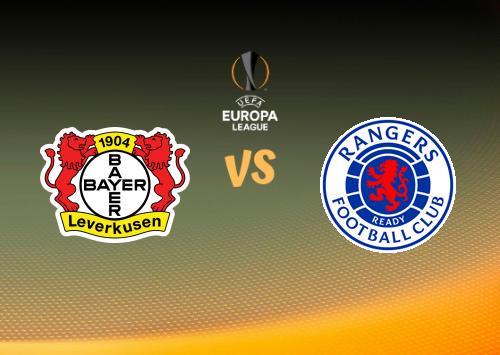 Bayer Leverkusen vs Glasgow Rangers  Resumen y Partido Completo
