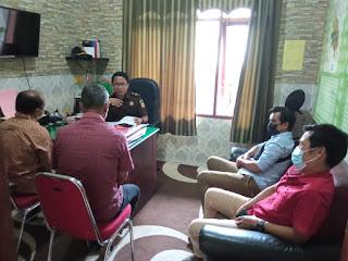 Penyidik Sat Reskrim Polres Toraja Utara Limpahkan 4 Orang Tersangka Kasus Judi Sabung Ayam